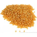 Gold Colored Matsuno Seed Beads Beading Stringing Jewelry Parts 2000Pcs