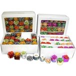 Ring Mini Hat Gift Box Assortment 192Pcs