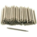 100 Spring Bars Watch Band Pins Replacement Part 15/16""