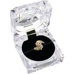 "Ring Crystal Style Gift Box 1 7/8"" (Only 1 Box)"