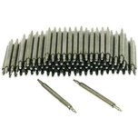 100 Spring Bars Watch Band Pins Replacement Parts 9/16""