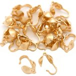 Bead Tips 14k Gold Filled 20Pcs