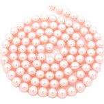 100 Rosaline Pink Swarovski Crystal Beads 6mm New