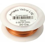 Artistic Wire Spool Copper 20 Gauge 13.7M