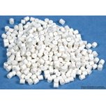 400 White Rubber Earring Backs