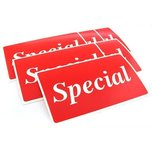 6 Special Plastic Message Display Signs