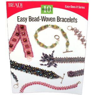 Easy Bead Woven Bracelets by Bead & Button Editors