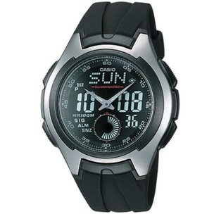 Casio Watch with Full LCD Display